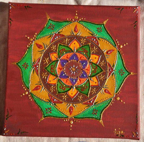 Mandala za prizemljitev